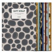 Ferm Living - Gift Wrap Geschenkpapierbuch Kids