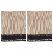 Ferm Living - Akin Knitted Dish Cloth (2er Set)