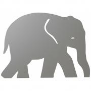 Ferm Living - Elephant Lamp - Warm Grey Warm Grey
