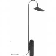 Ferm Living - Arum Stehlampe Schwarz Schwarz