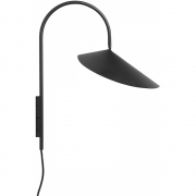 Ferm Living - Applique Arum Noir Noir