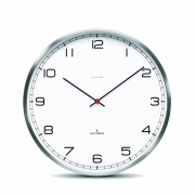 LEFF Amsterdam - One Wall Clock 35cm | Arabic (radio)