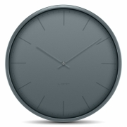 LEFF Amsterdam - Tone Wall Clock Grey