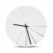 LEFF Amsterdam - Scope Wall Clock White