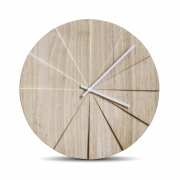 LEFF Amsterdam - Scope Wall Clock