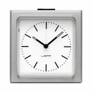 LEFF Amsterdam - Block Alarm Clock White
