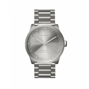 LEFF Amsterdam - Tube S42 Watch Stainless Steel