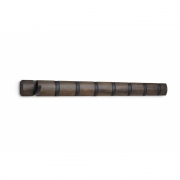 Umbra - Flip 8 Hook Wardrobe Black/Walnut