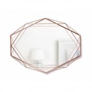 Umbra - Prisma Spiegel Kupfer