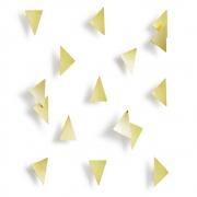 Umbra - Confetti Triangles Wanddeko (16 Stk.)