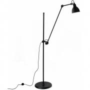DCW - Lampe Gras N°215 Floor Lamp - Black Frame Black | Round