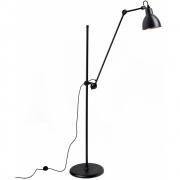 DCW - Lampe Gras N°215 Stehleuchte - Gestell Schwarz Schwarz/Kupfer | Rund