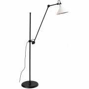 DCW - Lamp Gras N°215 Floor Lamp - Black Frame