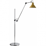 DCW - Lamp Gras N°215 Floor Lamp - Chrome Frame