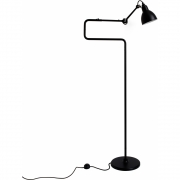 DCW Lampe Gras N°215 Lampadaire Noir