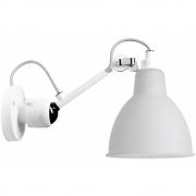 DCW - Lampe Gras N°304 Wall Lamp - White Frame