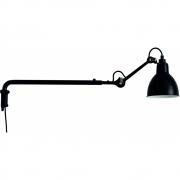 DCW Lampe Gras N°203 Applique murale Noir