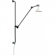 DCW - Lampe Gras N°214 Wandleuchte