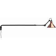 DCW - Lamp Gras N°213 Wall Lamp Copper | Conic