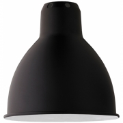 DCW - Lampe Gras Classic Round Shade Black