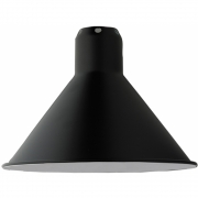 DCW - Lampe Gras Classic Conic Shade Black