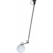 DCW - Lamp Gras N°302L Ceiling Lamp Glass 250 | Glassball