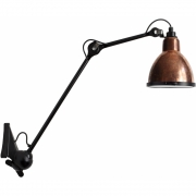 DCW - Lampe Gras N°222 XL Outdoor Seaside Wandleuchte Rohkupfer