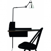 DCW - Mobilier de Gras Plug & Work Console with Lamp N°216