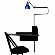 DCW - Mobilier de Gras Plug & Work Console with Lamp N°217