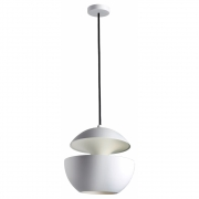 DCW - Here Comes The Sun 250 Ceiling Lamp White/White