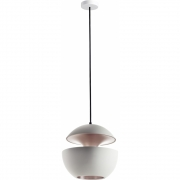 DCW - Here Comes The Sun 250 Ceiling Lamp White/Copper