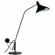 DCW - Mantis BS3 Ceiling Lamp Black Satin