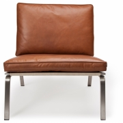 Norr11 - Man Lounge Chair Leather