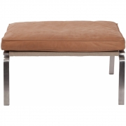 Norr11 - Man Ottoman Leather