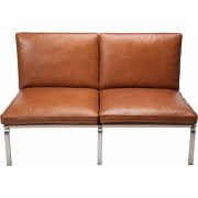 Norr11 - Man Sofa Two-Seater Leather