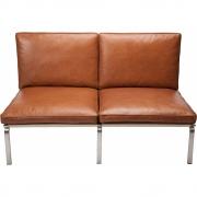 Norr11 - Man Sofa 2-Sitzer Leder