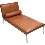 Norr11 - Man Chaise Longue Leather