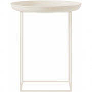 Norr11 - Duke Side Table Small , Antique White