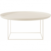 Norr11 - Duke Coffee Table Large, Antique White