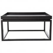 Norr11 - Coffee Table Tip, Black