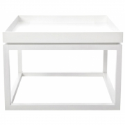 Norr11 - Coffee Table Time, White