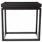 Norr11 - Side Table Theo, Black