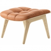 Norr11 - Mammoth Ottoman Leather