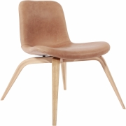 Norr11 - Goose Lounge Chair Leather