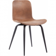 Norr11 - Langue Avantgarde Dining Chair Leather