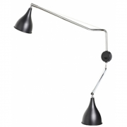 Norr11 - Le Six Le Six Double Arm Wall Lamp