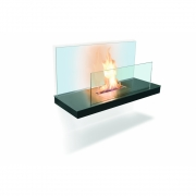 Radius - Wall Flame 2 Ethanol Fireplace