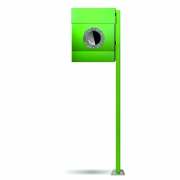 Radius - Letterman2 Mailbox incl. Standing Post