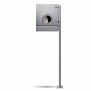 Radius - Letterman2 Mailbox incl. Standing Post & Bell