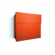 Radius - Letterman4 Briefkasten Orange